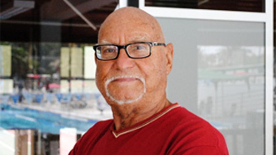 Roberto Alberiche, gran protagonista de los Campeonatos de España Master
