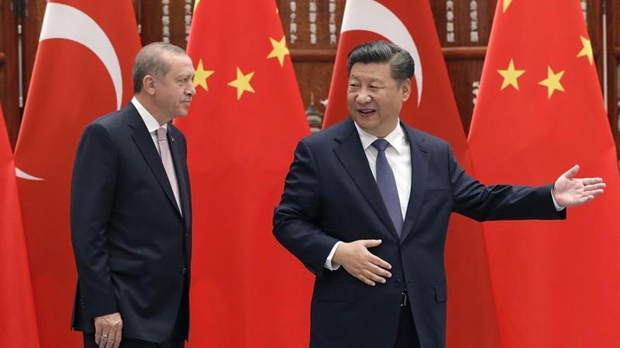 China y Turquía acuerdan profundizar cooperación antiterrorista y energética