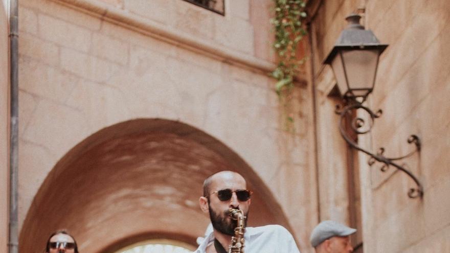 Cotijazz Street Band en Cartagena jun