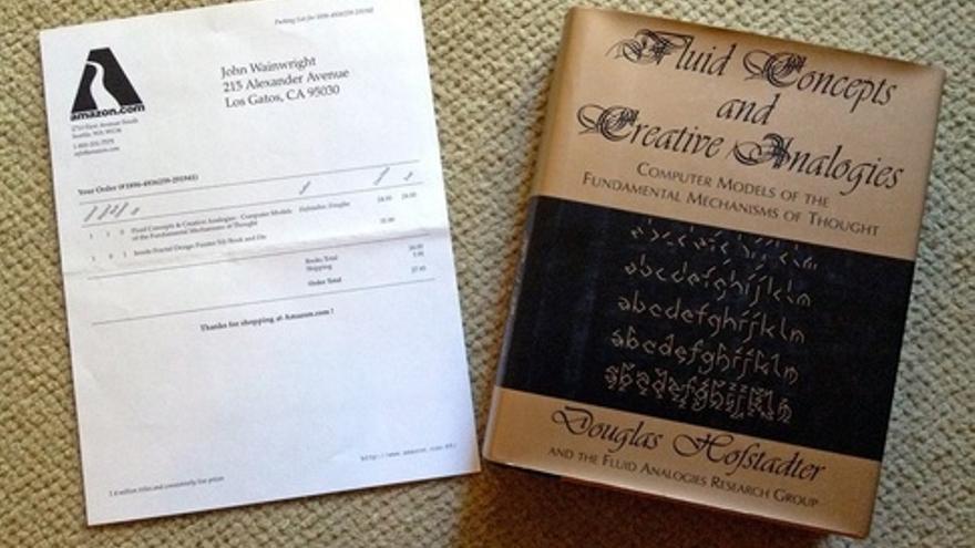 El primer libro vendido por Amazon (Foto: Quora)