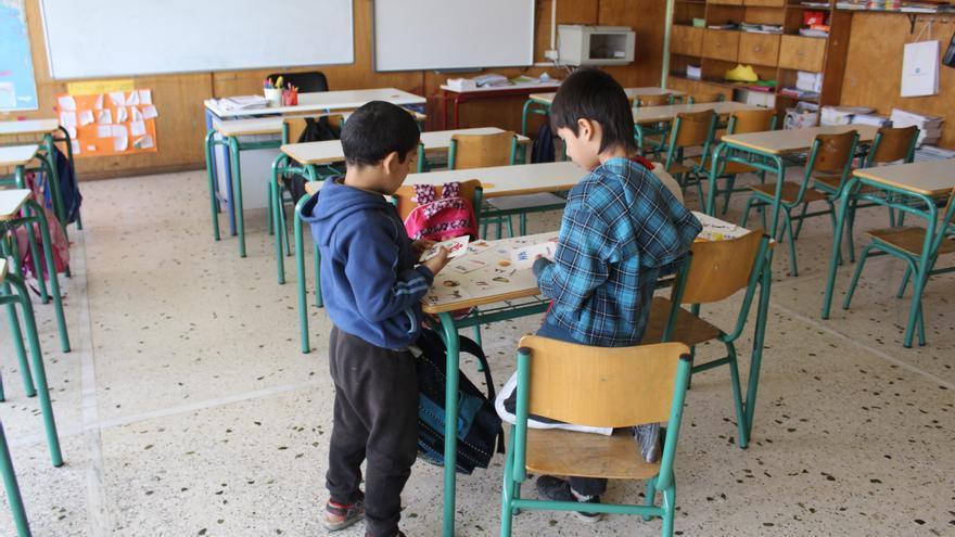 La asistencia diaria al colegio es un elemento que dinamiza la vida cotidiana de los niños