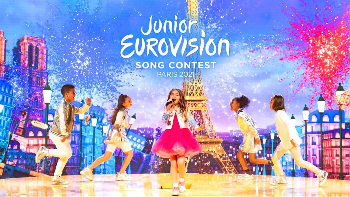 Valentina, ganadora Eurovisión Junior 2020