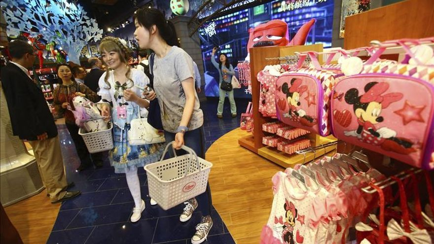 China dará un trato especial a Disney en la lucha contra las falsificaciones