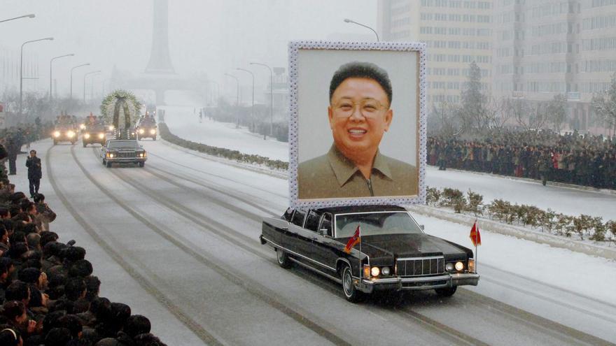 La despedida de Kim Jong Il | Televisión estatal de Corea del Norte
