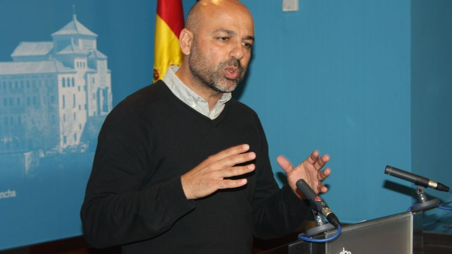 José García Molina - Podemos Castilla-La Mancha