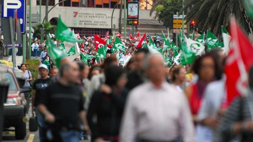 De la protesta de empleados públicos #8