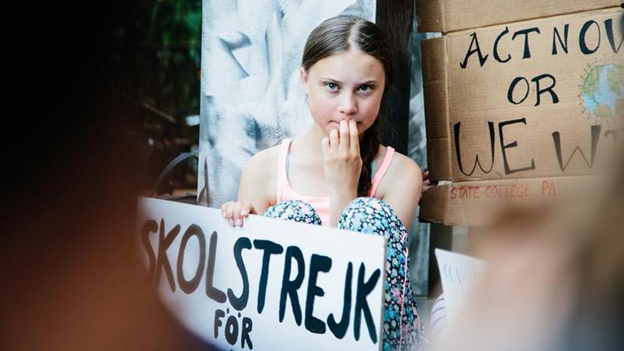 Greta Thunberg impulsa el activismo ambiental frente a la ONU