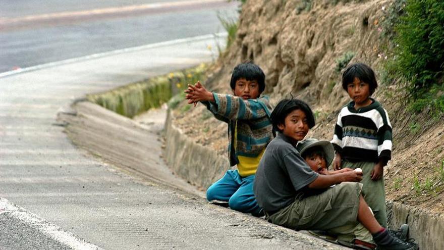 Unicef: Es inaceptable que 4 de cada 10 niños sean pobres en América Latina