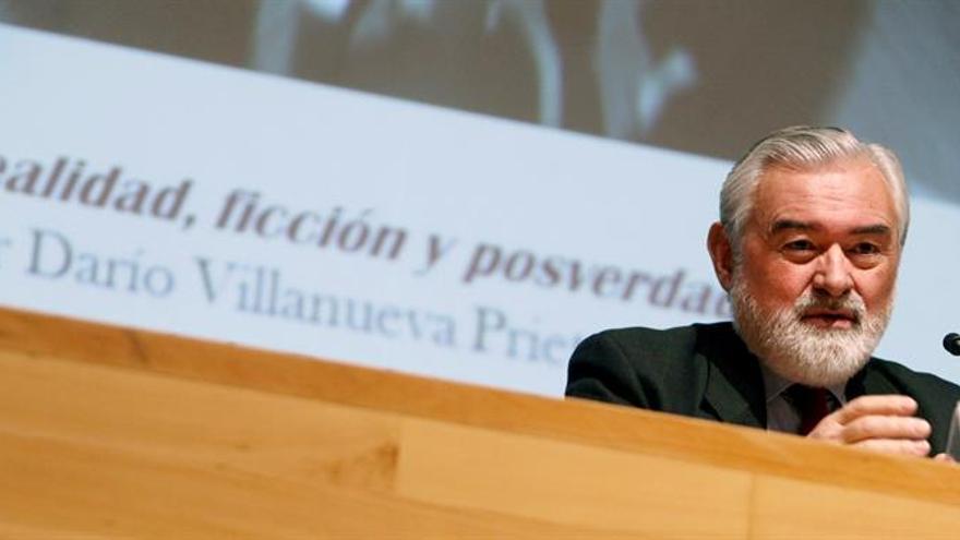 La Fundación Barrié nombra a Darío Villanueva vocal de la Junta de Patronato