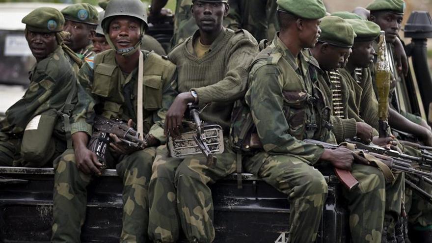 Gobierno y rebeldes de la República del Congo acuerdan un alto el fuego