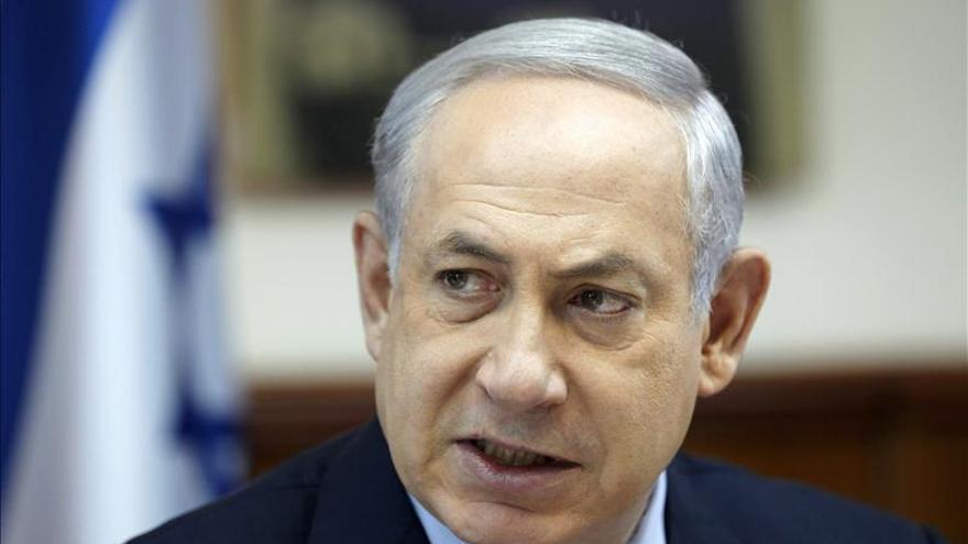 Netanyahu pide al mundo que condene los ataques a israelíes tras los de París