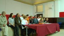 El petróleo se cuela en las Marchas por la Dignidad en Canarias