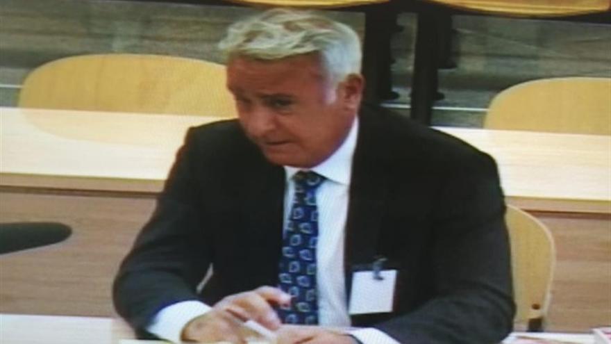 El ex jefe de la División de Normativa Contable del Banco de España Jorge Pérez Ramírez.