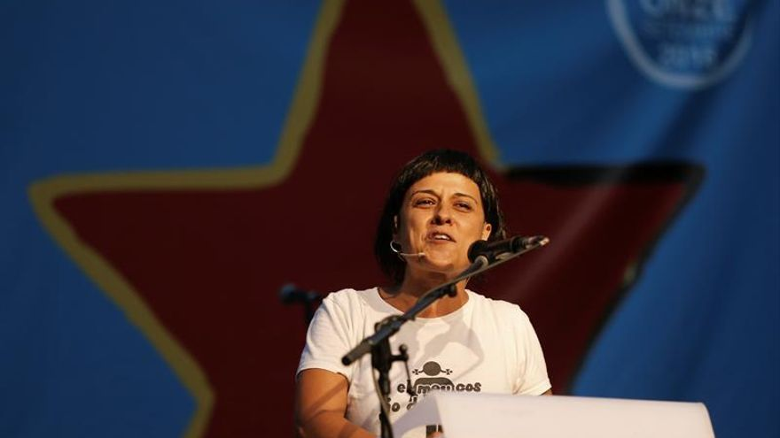 La CUP pedirá fijar fecha concreta de referéndum y una comisión internacional