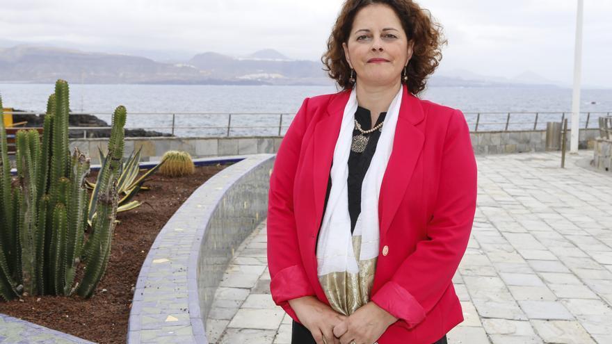 María Eulalia Guerra de Paz, directora general de Comercio y Consumo del Gobierno de Canarias