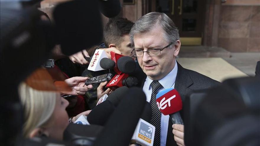Polonia convoca al embajador ruso tras una polémica sobre la II Guerra Mundial