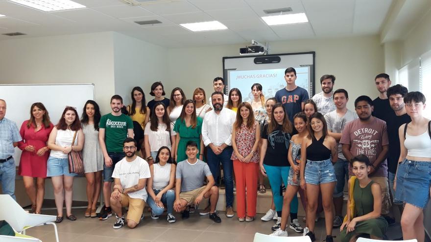 """La Concejalía de Europa se estrena en Azuqueca apostando por los jóvenes: """"No es un gasto, es una inversión"""""""