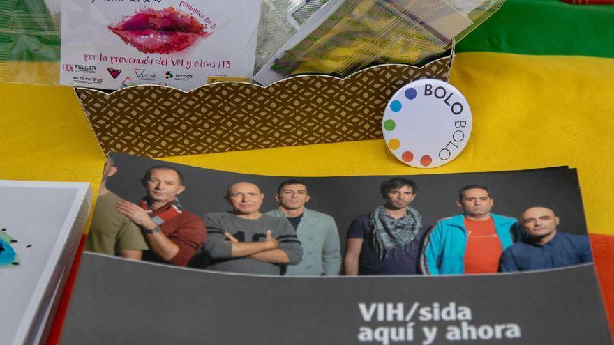 día mundial del SIDA en Toledo