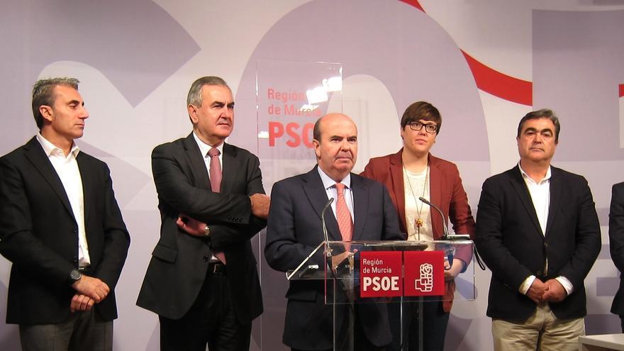 """Zarrías recuerda que PSOE presentará recurso inconstitucional contra reforma local porque """"es una tropelía"""""""