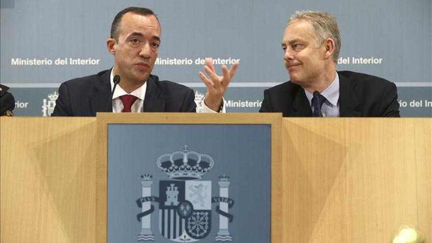 Detenidos en Estepona (Málaga) dos fugitivos reclamados por el Reino Unido