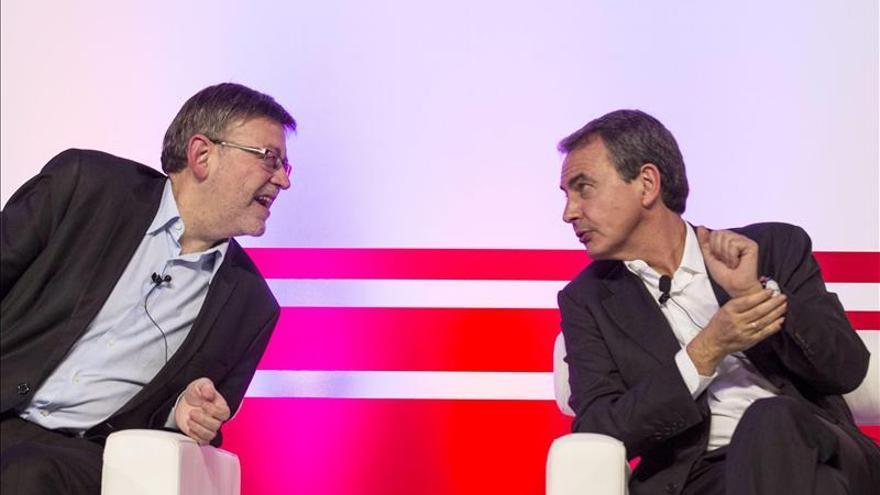 Zapatero, sobre Podemos: Hay que ver sus propuestas y escuchar