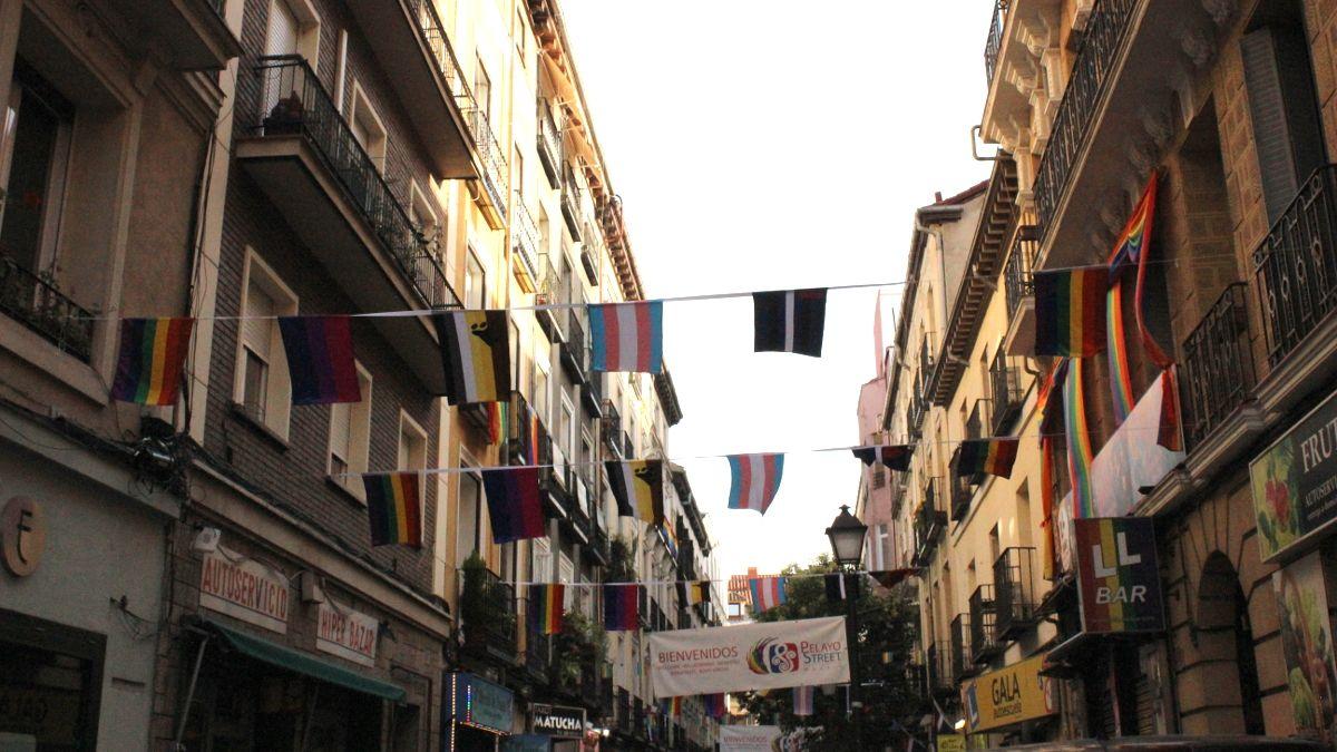 La calle Pelayo durante el pasado Orgullo | SOMOS CHUECA