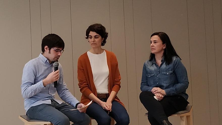 """Rosa Martínez asegura que Elkarrekin Podemos trabajará para sacar a Euskadi del """"estancamiento"""""""