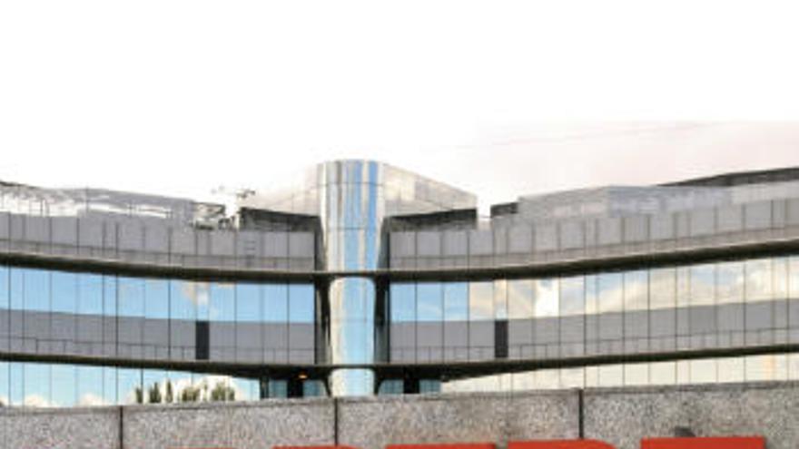 Imagen de la sede social de Mapfre en Madrid.