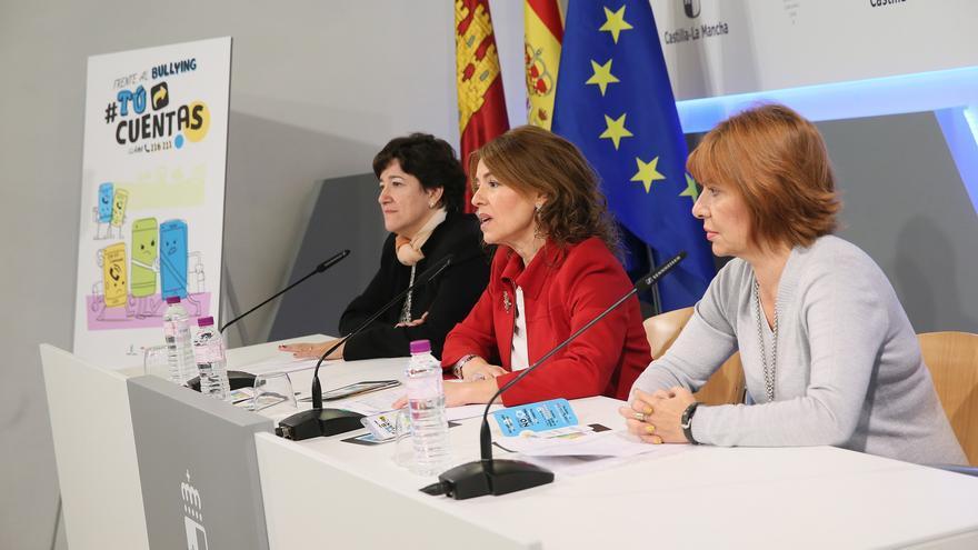 Presentación de la campaña #TúCuentas contra el acoso y ciberacoso / JCCM