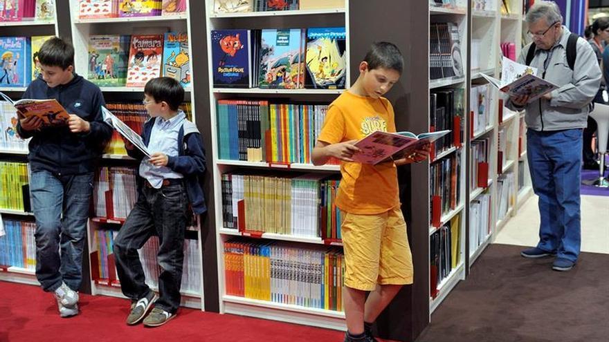 El Día de las Librerías calienta motores en Twitter