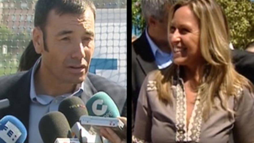 Jiménez niega un posible debate a Tomás Gómez