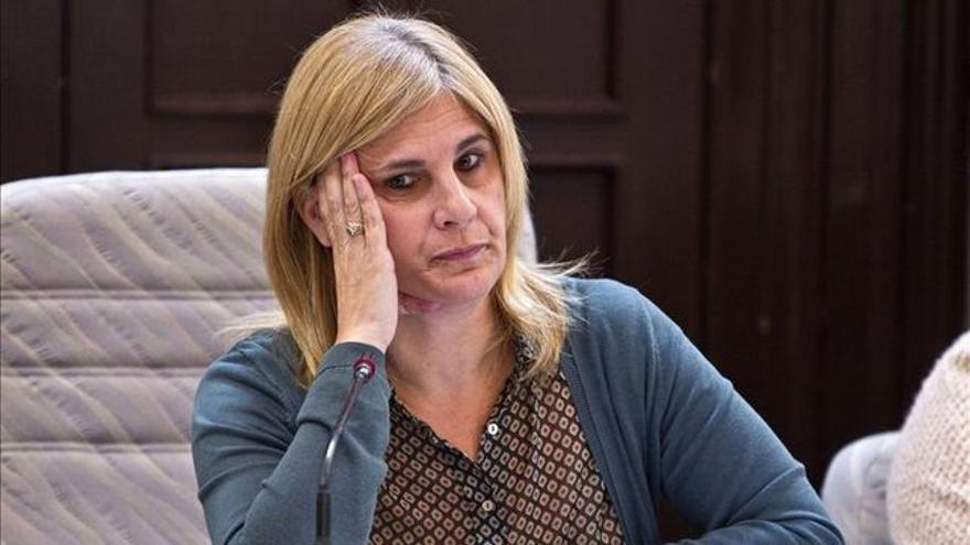 María José García-Pelayo, alcaldesa de Jerez.