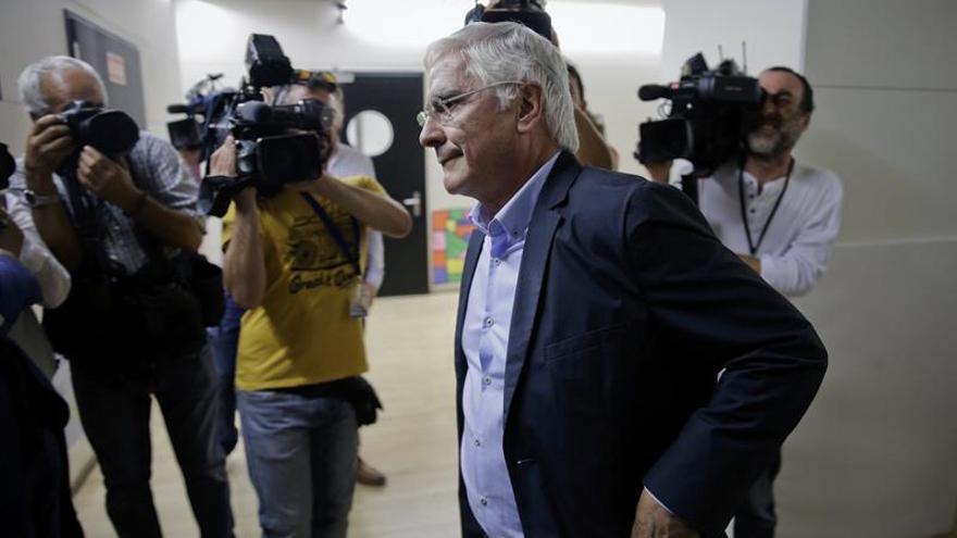Barreda replica a Sánchez que debe dimitir si pierde la votación en el Comité