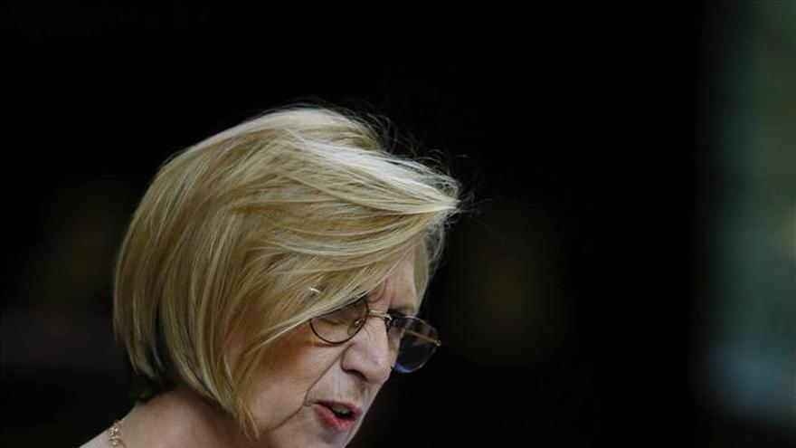 Díez dice a Rajoy que perderá por mentir a los españoles, igual que Zapatero
