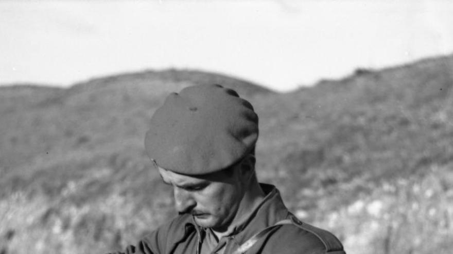 Taberna en Jadraque, junio de 1937