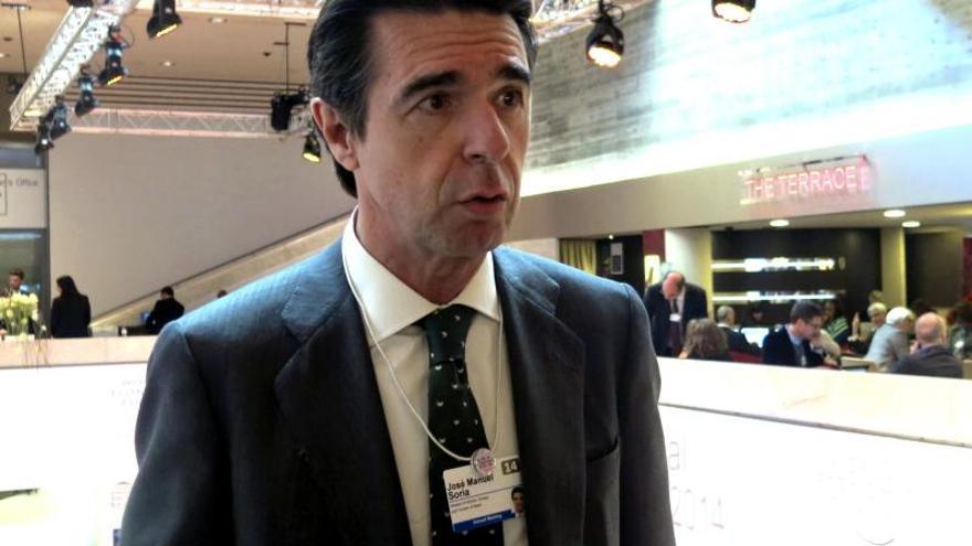 Soria dice que el buen dato del paro no permite descuidar las reformas