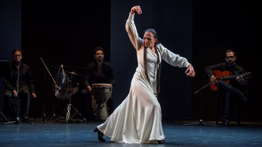 Carmen Cortés pone a compás los versos de Sor Juana Inés con éxito