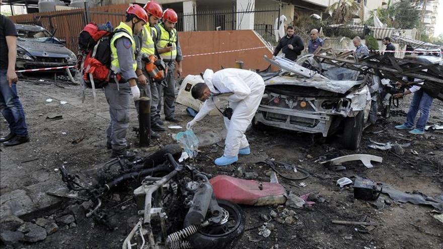 Muere el jefe de las Brigadas Abdalá Azzam en un hospital en el Líbano