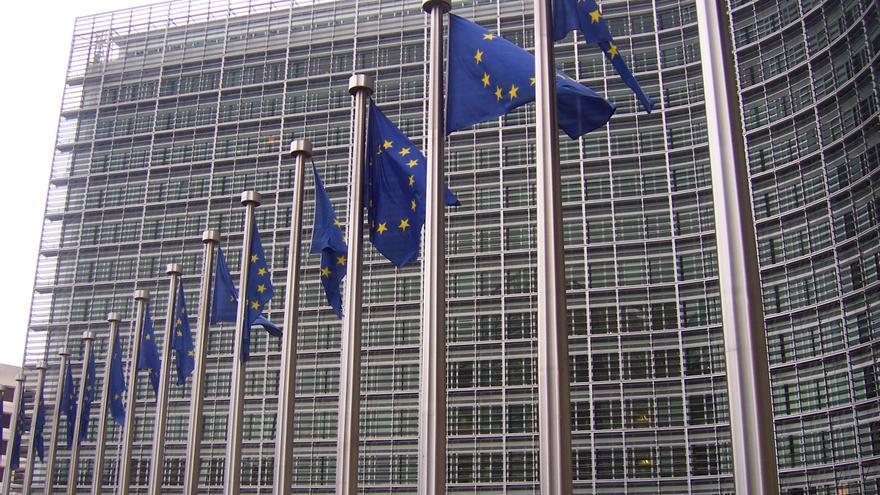 Edificio de la Comisión Europea / Flickr   Amio Cajander