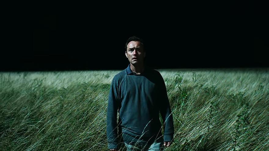 Jude Law en una escena de 'El tercer día'
