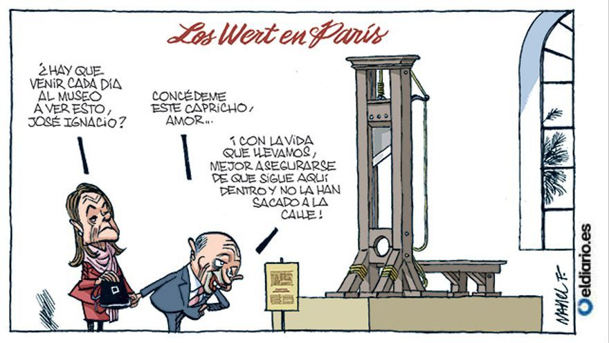 Los Wert en París