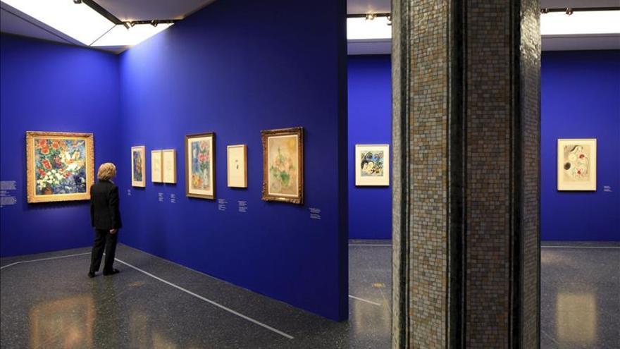 Obras desconocidas de Chagall y Dix, entre los tesoros hallados en Múnich