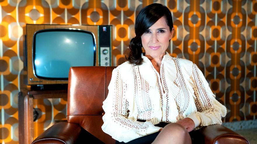 Virginia Díaz, en 'Cachitos Telepatía'
