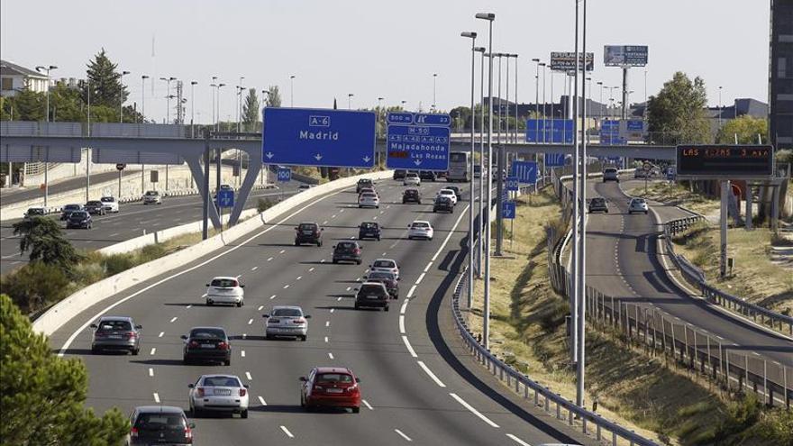 Cinco millones de desplazamientos de coches para el puente de San José