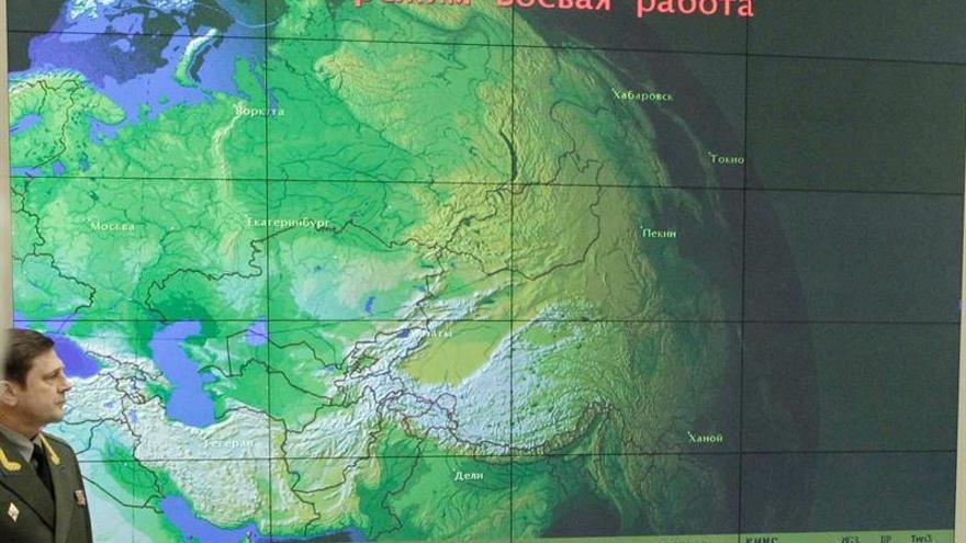 Rusia defiende el despliegue armamento pesado en el enclave báltico de Kaliningrado