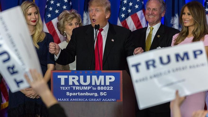 Trump encara su Presidencia enfrentado a las agencias de inteligencia de EE.UU.