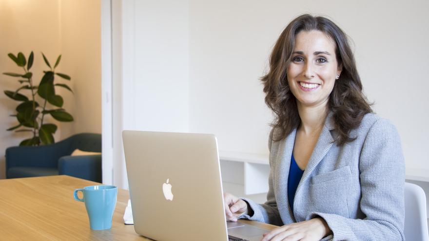 Beatriz Mora, emprendedora