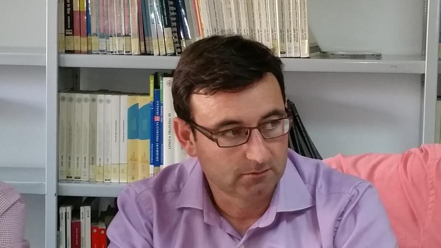 Daniel Martínez, coordinador de IU en Castilla-La Mancha