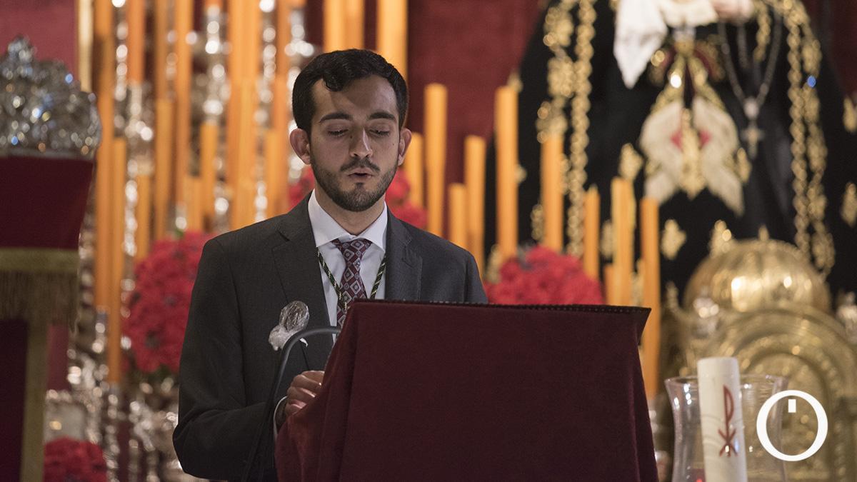 Pregón de Juventud de la Semana Santa 2021.