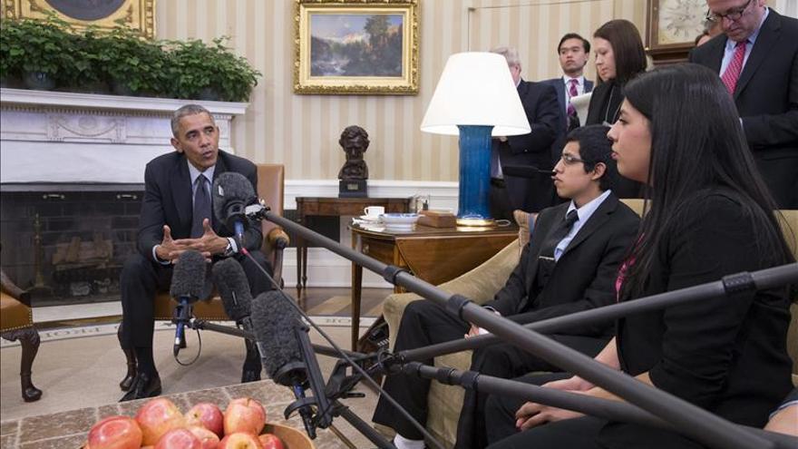 Medidas migratorias de Obama impactarán en elecciones de 2016, según estudio